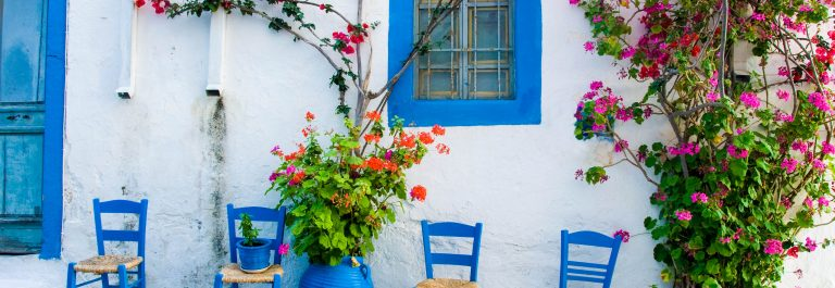 village house on the island of Kos Greece iStock_000005369758_Large-2