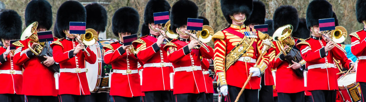 Band of the Grenadier Guards 4 London iStock_000067275849_Large EDITORIAL ONLY AMD-MB-2