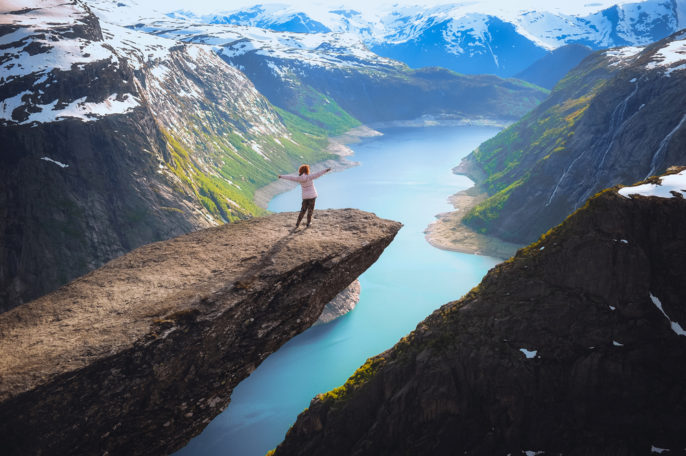 Norwegen – Fjords-shutterstock_316382687