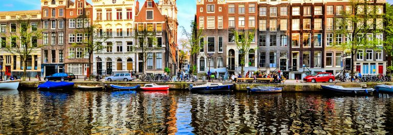 Reflections of Amsterdam
