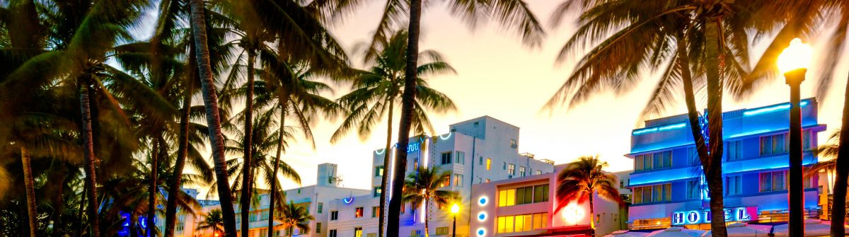 Art Deco Hotels Miami iStock_000068122483_Large-2