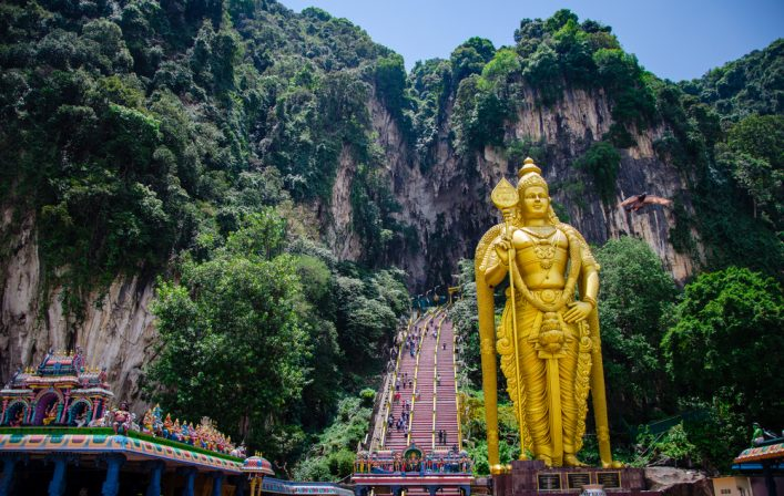 The Batu Caves Lord Murug_605485106