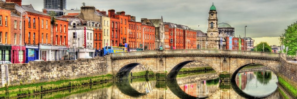 Mellows Bridge Dublin shutterstock_322562630