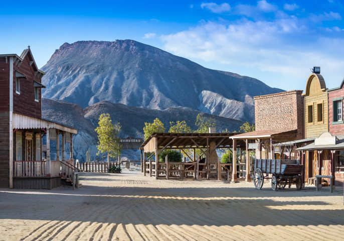 Western-Town-at-Mini-Hollywood.-Tabernas-Almeria-Province-Andalusia-Spain_256343305
