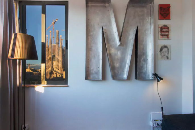 SAGRADA FAMILIA VIEW STUDIO-LOFT1