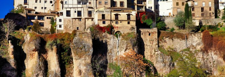 beautiful amazing city of Spain – Cuenca_89495098