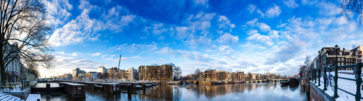 Amstel 180 panorama