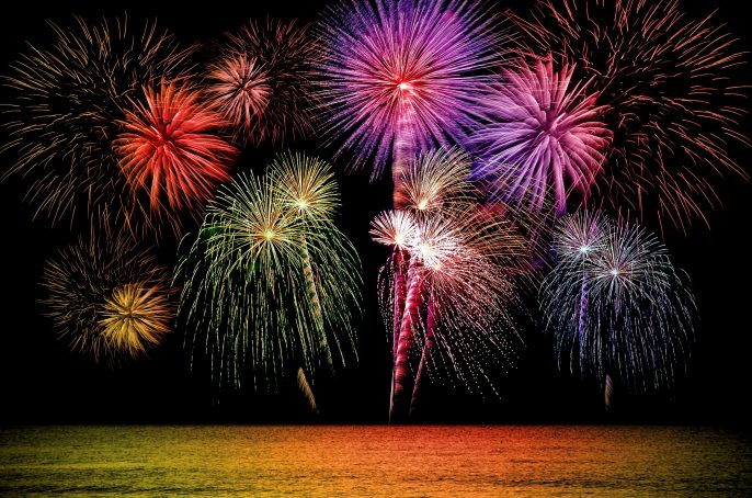 Firework-celebration-from-the-sea-shore_236412247