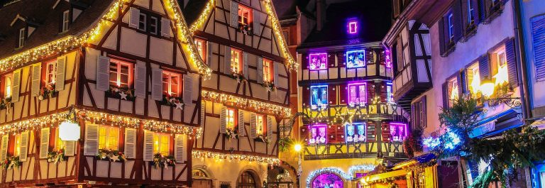 Christmas time in Alsace