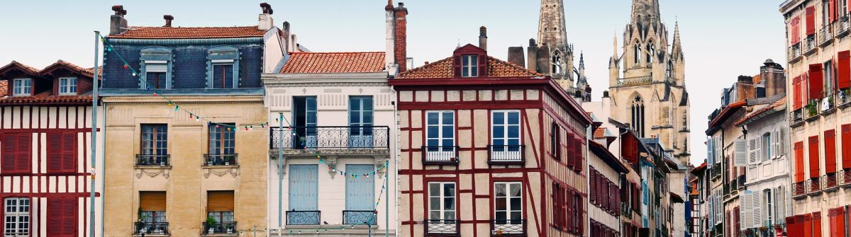 Old-houses-of-Bayonne-in-basque-country-France-shutterstock_1160087284