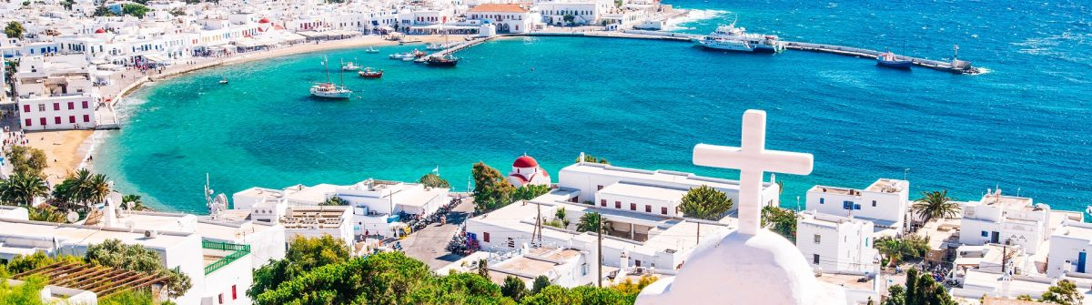 Mykonos-Greece-panorama-view-harbour-shutterstock_458827315