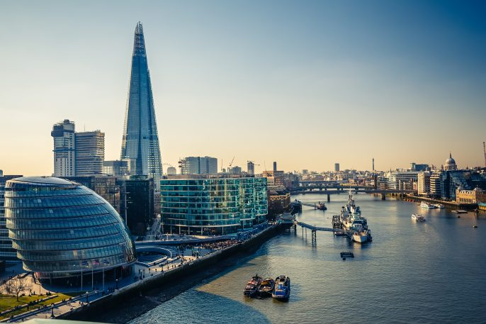 Aerial-view-on-thames-and-london-city_shutterstock_222417766