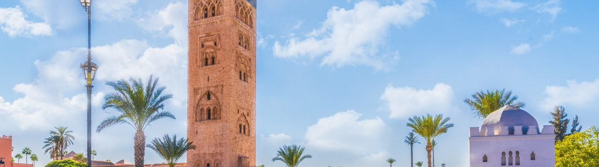Koutoubia-Mosque-minaret-located-at-medina-quarter-of-Marrakesh-Morocco_757305544