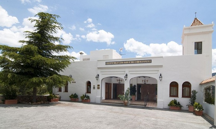 Hotel en la Alpujarra de Almería