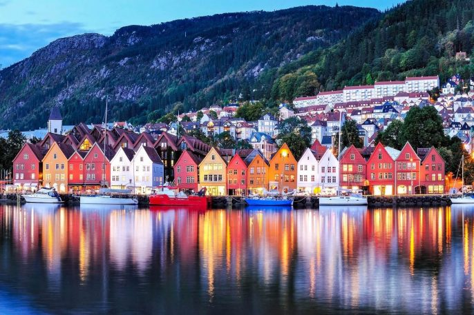 Bergen-Night-Scenery-Norway-shutterstock_181089791-2_1920x1280
