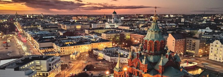 aerial-view-Presidential-Palace-and-Uspenski-Cathedral-Helsinki-Finland-shutterstock_1073688410